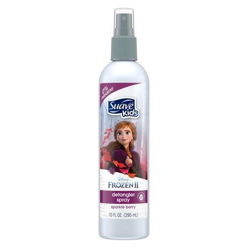 Suave Kids Disney Frozen II  Sparkle Berry Detangler Spray - 10 fl oz - image 1 of 3
