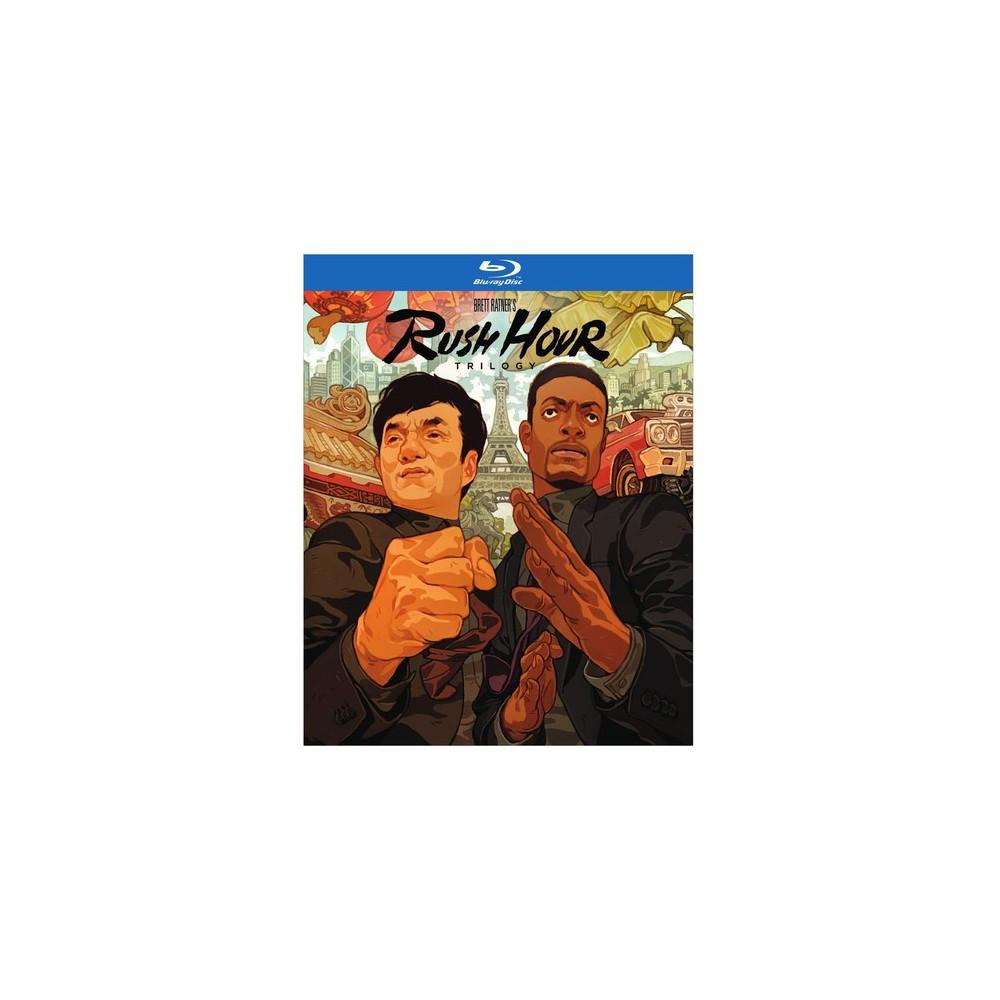 Rush Hour Trilogy (Blu-ray)