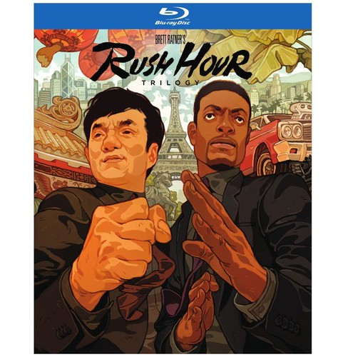 Rush Hour Trilogy (Blu-ray) - image 1 of 1