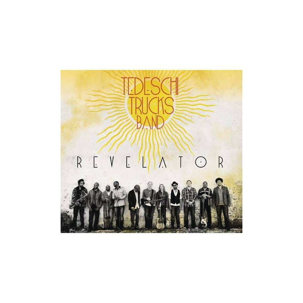Tedeschi Trucks Band Revelator Digipak Cd