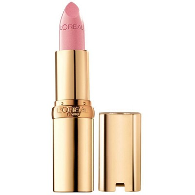 L'Oreal Paris Colour Riche Original Satin Lipstick For Moisturized Lips - 135 Ballerina Shoes - 0.13oz