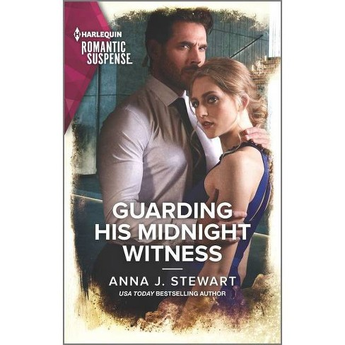 Guarding His Midnight Witness - (Honor Bound, 4) by  Anna J Stewart (Paperback) - image 1 of 1