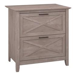 2 Drawer Key West File Cabinet - Bush Furniture