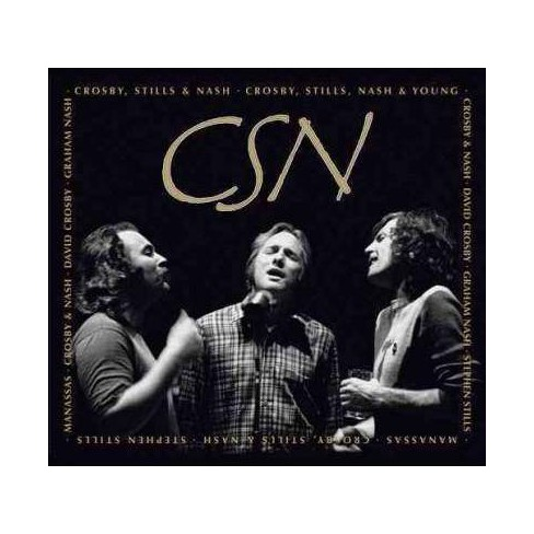 Stills & Nash Crosby - Crosby,Stills & Nash (CD) - image 1 of 1
