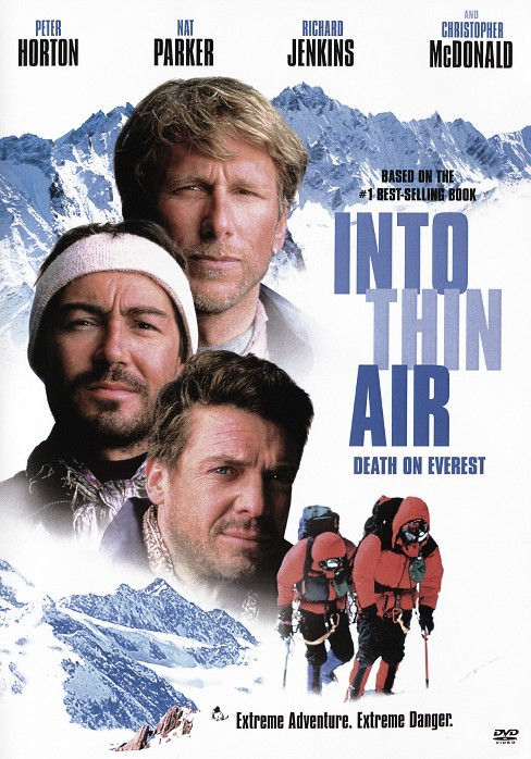 Into thin air:Death on everest (DVD) - image 1 of 1