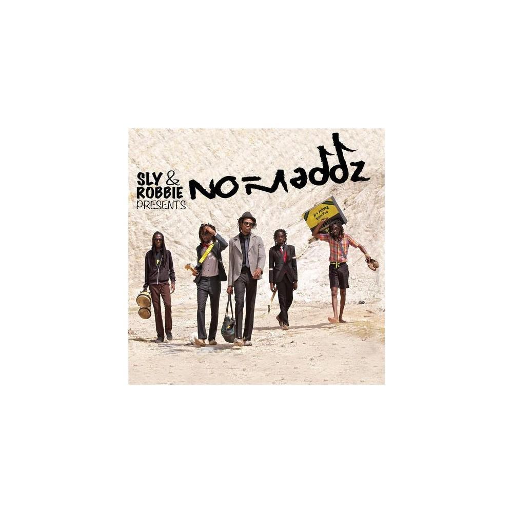 No-maddz - Sly & Robbie Presents:No Maddz (CD)