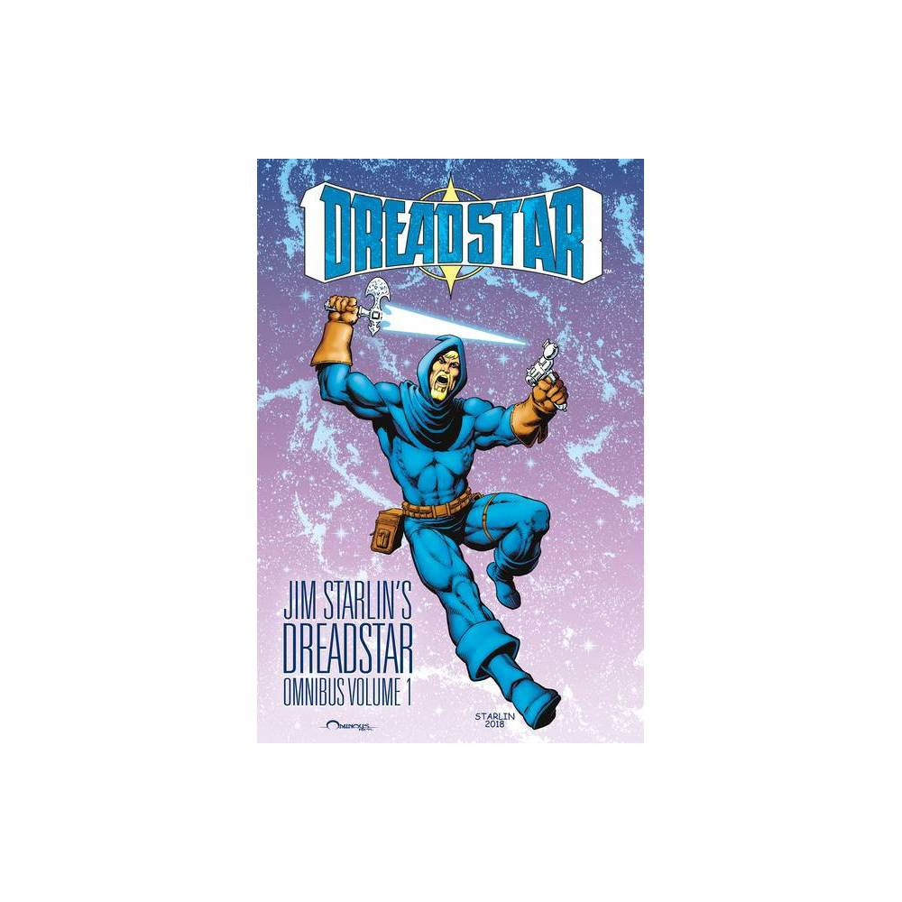 Dreadstar Omnibus Volume 1 - (Hardcover) was $58.99 now $39.99 (32.0% off)