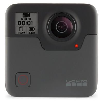 GoPro Fusion Flash Memory Digital Camcorder - Grey (CHDHZ-103)