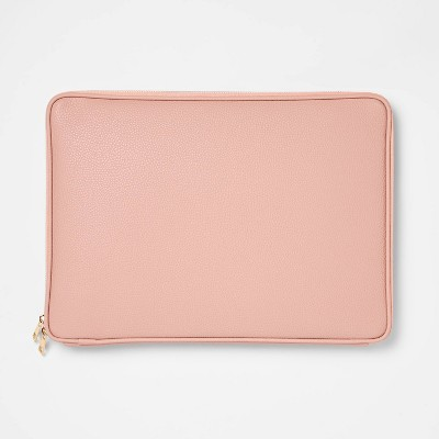 Large Tech Storage Pouch Pink - Threshold™