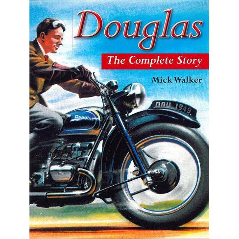 Douglas - by  Mick Walker (Hardcover) - image 1 of 1
