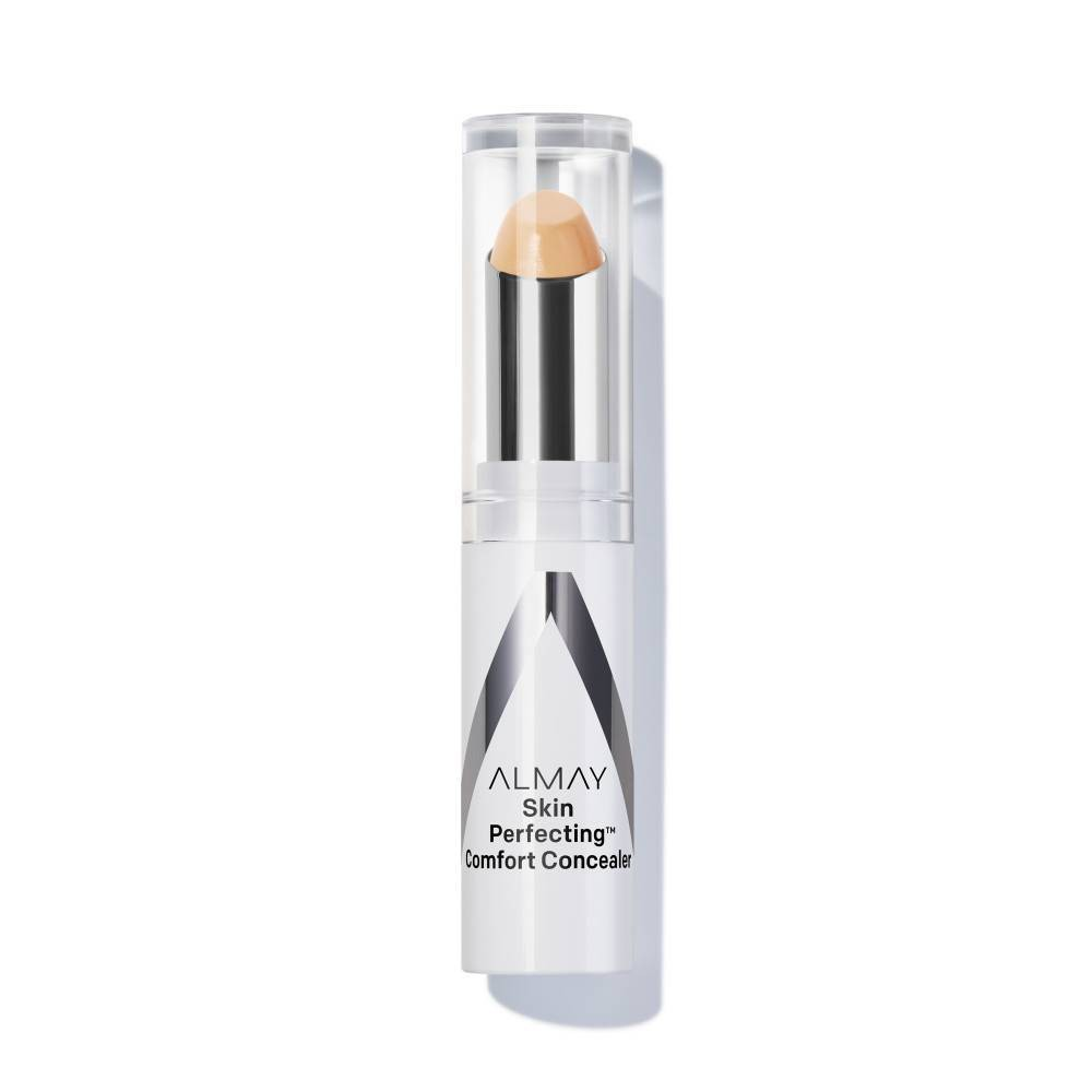 Image of Almay Skin Perfecting Comfort Concealer 160 Medium - .11 fl oz
