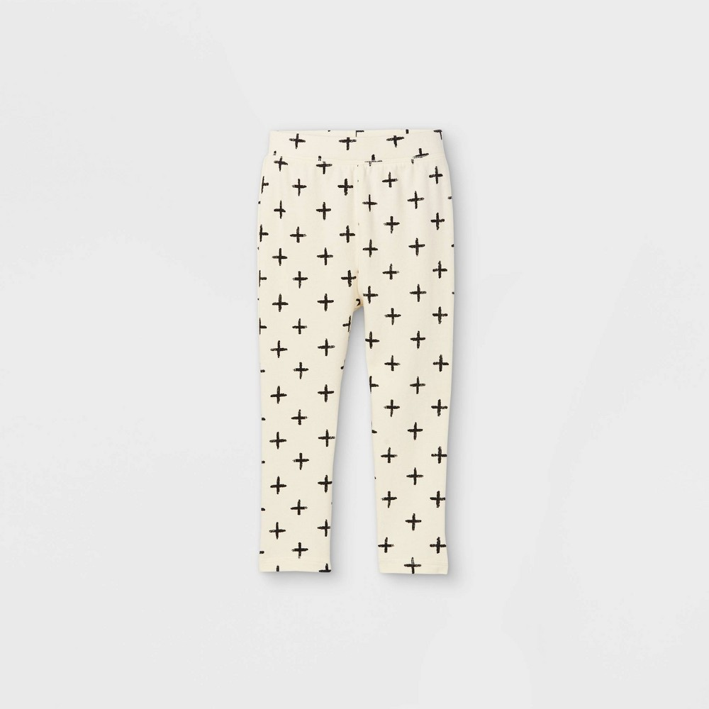 Toddler Boys 39 39 Plus 39 French Terry Sweatpants Art Class 8482 Cream 2t
