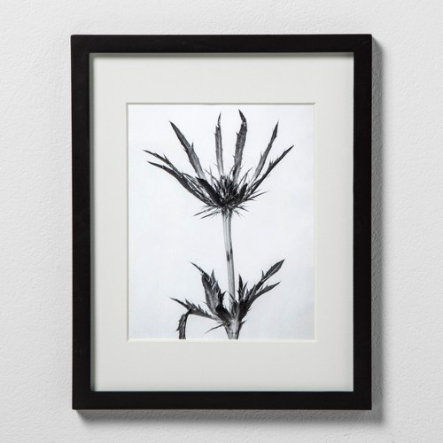 '8'' x 10'' Single Picture Gallery Frame Black - Made By Design'