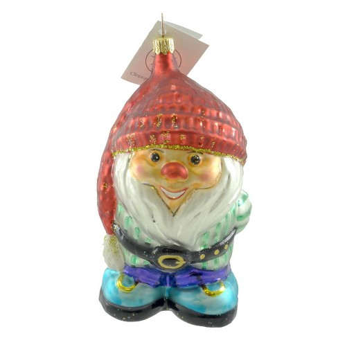 Christopher Radko Elfin Ornament North Pole Santa - image 1 of 2