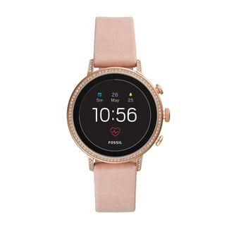 Fossil Gen 4 Smartwatch - Venture HR 40mm Blush Leather