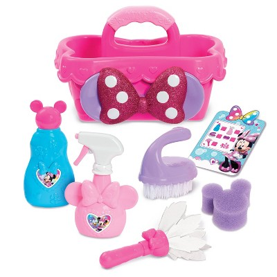 Disney Junior Minnie Mouse Sparkle N' Clean Caddy