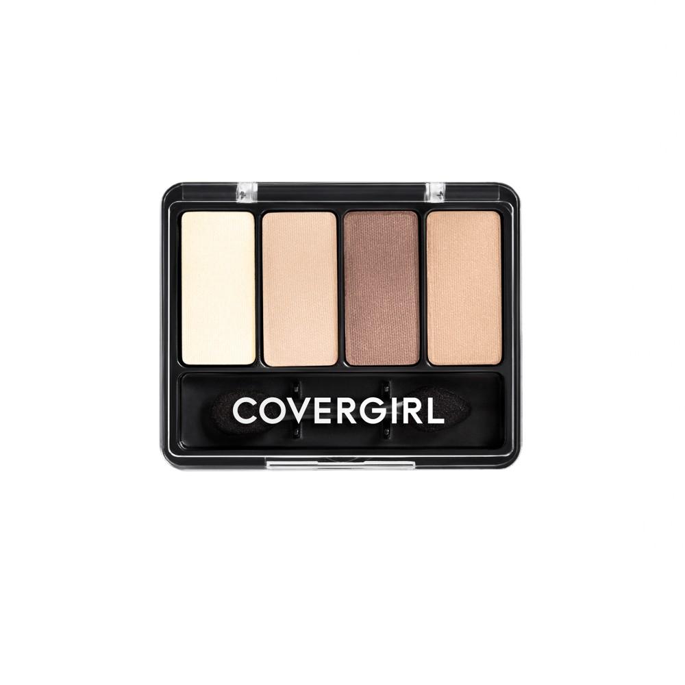 Covergirl Eye Enhancers Eye Shadow 280 Natural Nudes .19oz, Natural Nudes 280