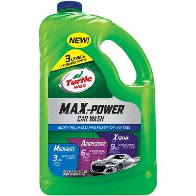 Turtle Wax MAX-Power Car Wash 100 fl oz