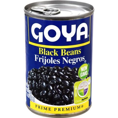 Goya Black Beans - 15.5oz - image 1 of 4