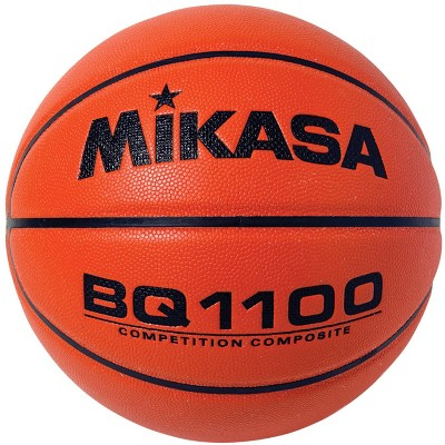 Mikasa Official Composite Covered Basketball, 29.5 Inch