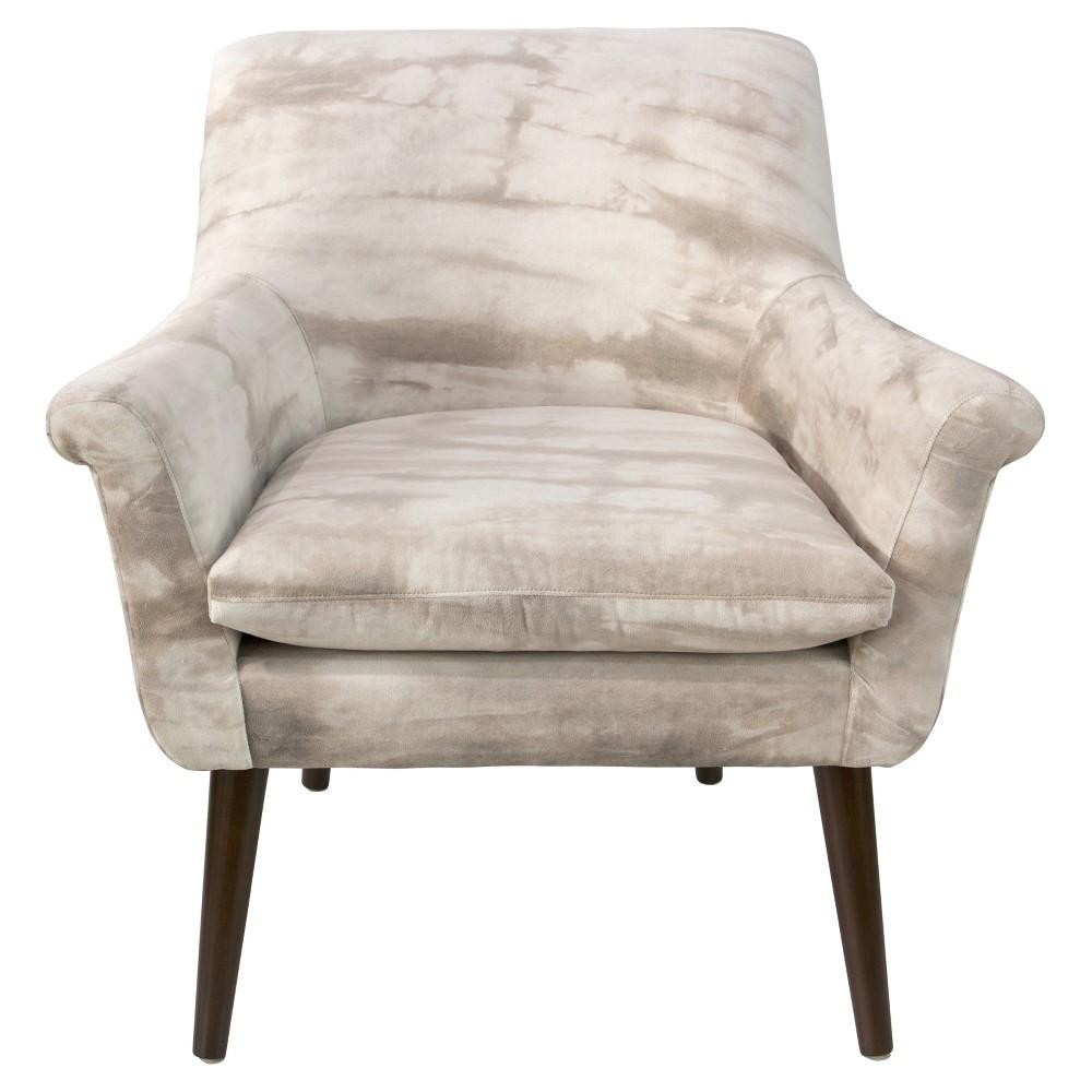 Oliver Modern Armchair - Batik Beach - Skyline Furniture