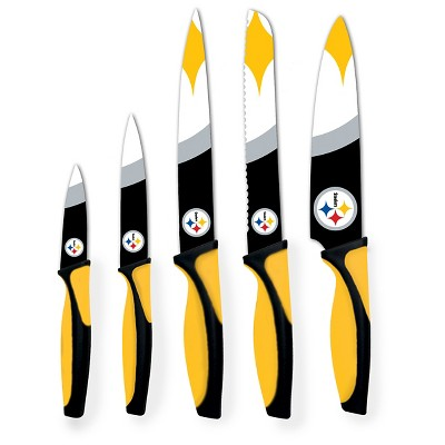 Pittsburgh Steelers Kitchen Knives