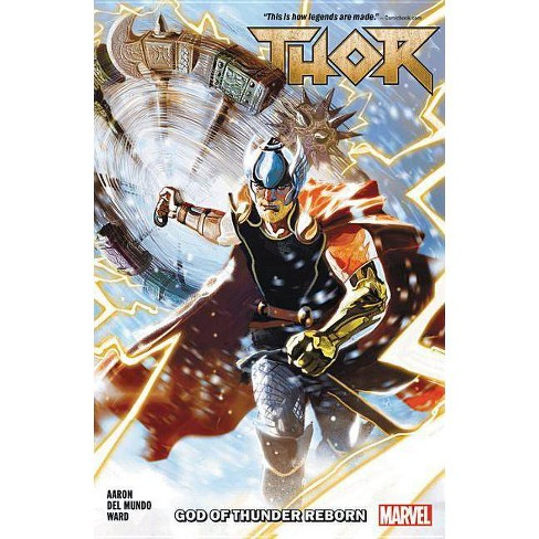 Thor Vol. 1 - (Thor by Jason Aaron & Mike del Mundo) (Paperback) - image 1 of 1