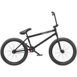 "Radio Comrad 26"" BMX Bike - 21"" TT, Matte Black"