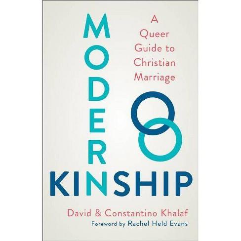 Modern Kinship - by  David Khalaf & Constantino Khalaf (Paperback) - image 1 of 1