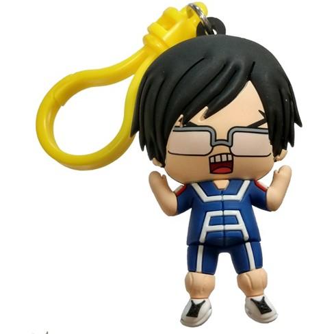 My Hero Academia 3d Figural Foam Bag Clip Series 2 Tenya Iida Mystery Minifigure Loose