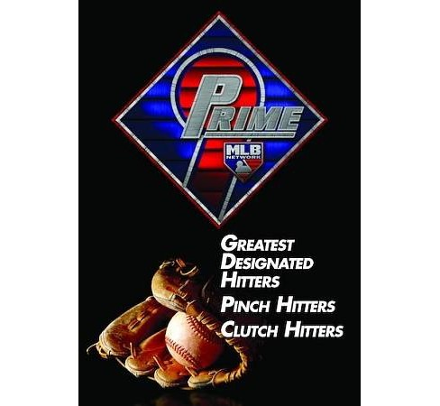 Prime 9:Greatest Designated Hitters P (DVD) - image 1 of 1