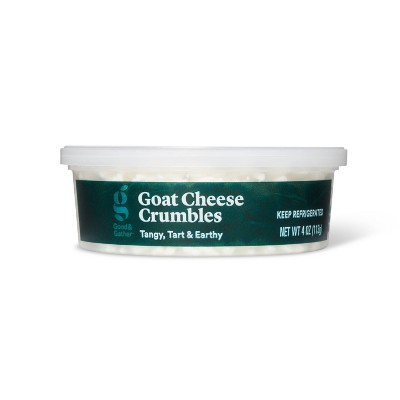 Goat Cheese Crumbles - 4oz - Good & Gather™