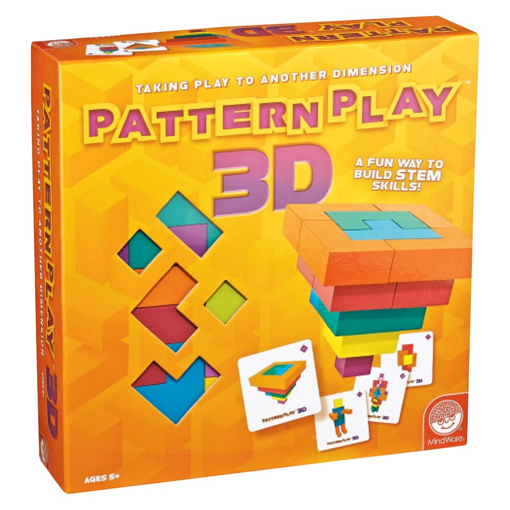 Mindware Pattern Play 3d Game