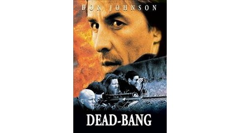 Dead Bang (DVD) - image 1 of 1
