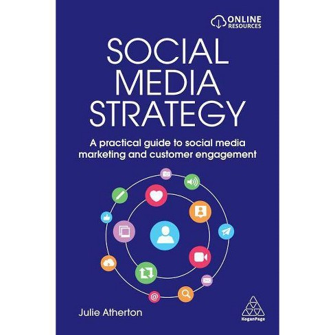 Social Media Strategy - by  Julie Atherton (Paperback) - image 1 of 1