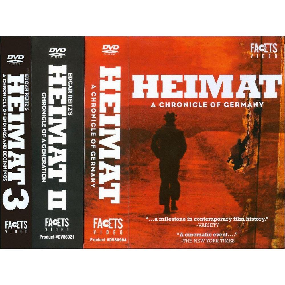 Heimat Trilogy-heimat/Heimat Ii/Heimat 3 (Dvd) (3discs) (Dvd)