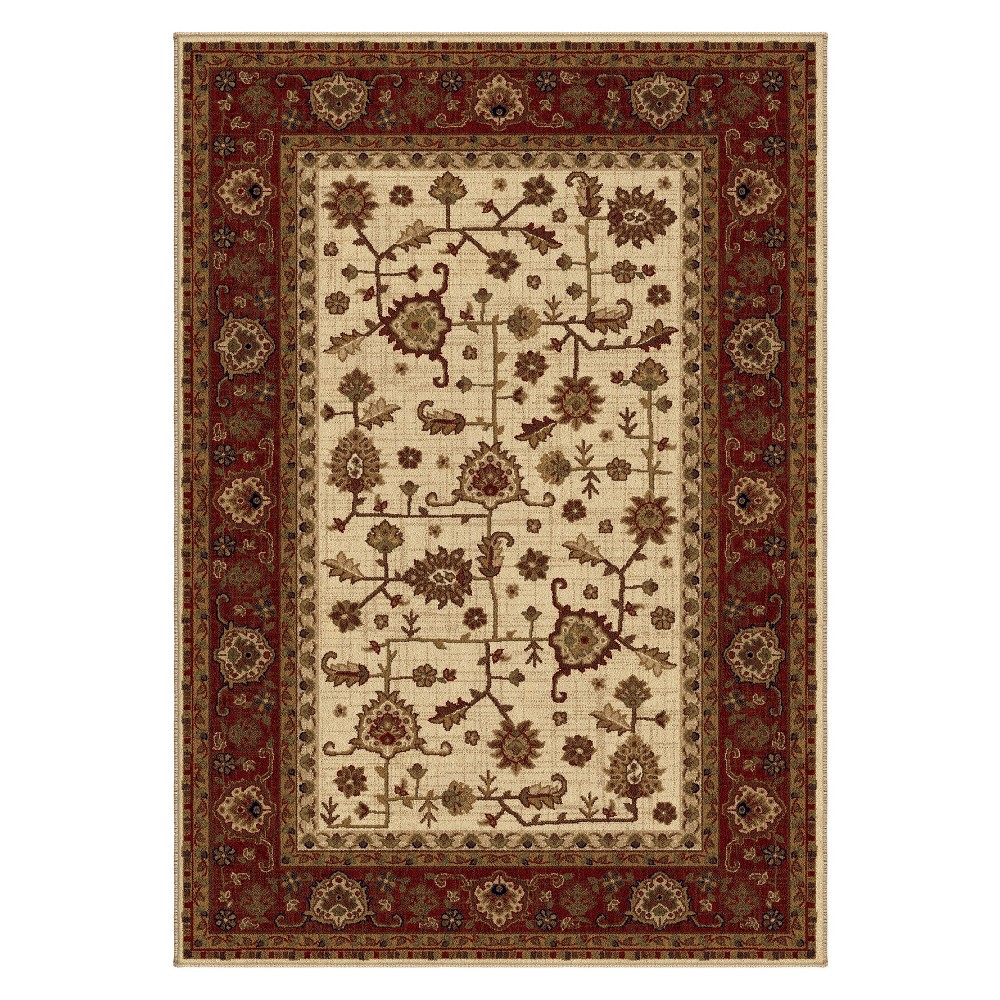 Mohave Magic Area Rug - Linen (6'7