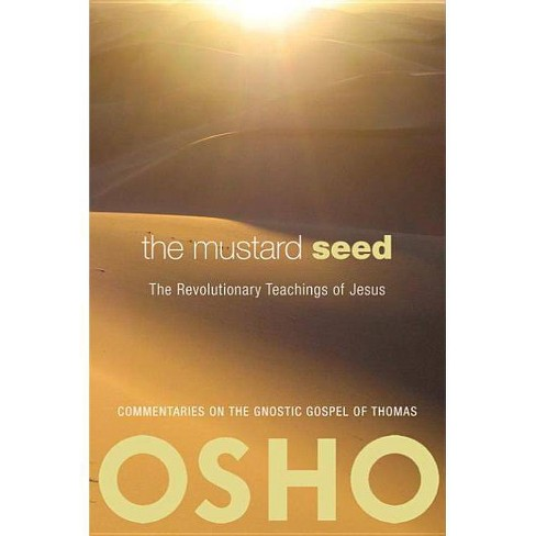 The Mustard Seed - by  Osho (Paperback) - image 1 of 1