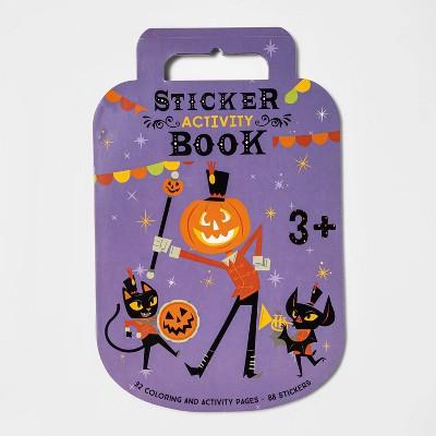 32 page Halloween Sticker Activity Book - Hyde & EEK! Boutique™