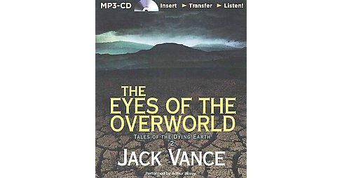 Eyes of the Overworld (Unabridged) (MP3-CD) (Jack Vance) - image 1 of 1