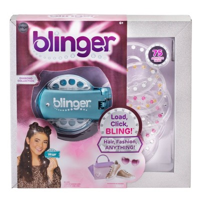 blinger Diamond Collection Bright Teal Jewelry Accessories