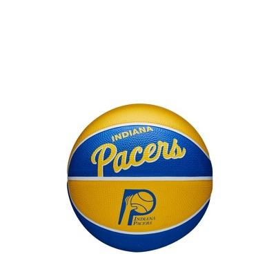 NBA Indiana Pacers Retro Mini Basketball