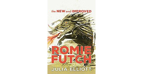 New and Improved Romie Futch (Paperback) (Julia Elliott) - image 1 of 1