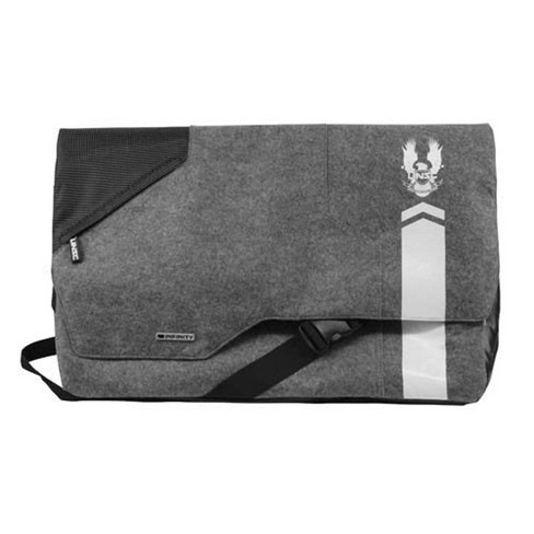 Halo Infinity Courier Messenger Bag   Target 507bb65341801