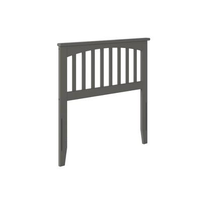 Twin Mission Headboard - Atlantic Furniture