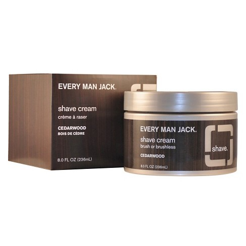 Every Man Jack 8.0oz Shave Cream Cedarwood - image 1 of 1