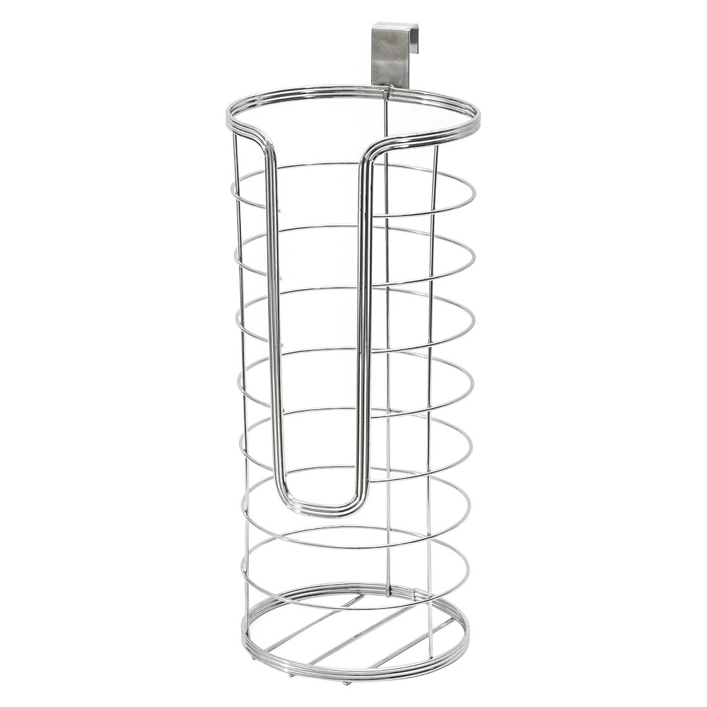 Image of Fixed Toilet Tissue Holder Chrome - Splash Home, Silver