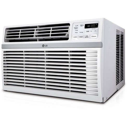 LG Electronics 8,000 BTU 115V Window-Mounted Air Conditioner with Remote Control - image 1 of 3