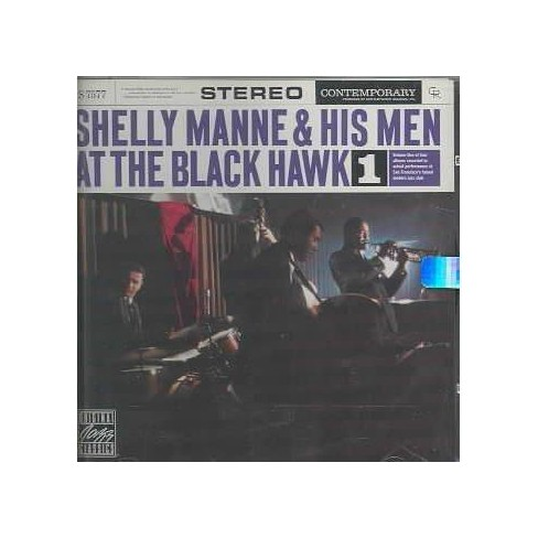 Shelly Manne - At the Black Hawk Volume 1 (CD) - image 1 of 1