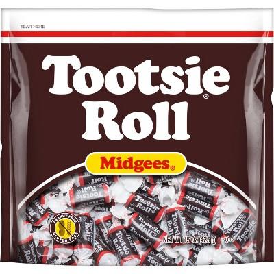 Tootsie Roll Midgees Standup Bag – 15oz